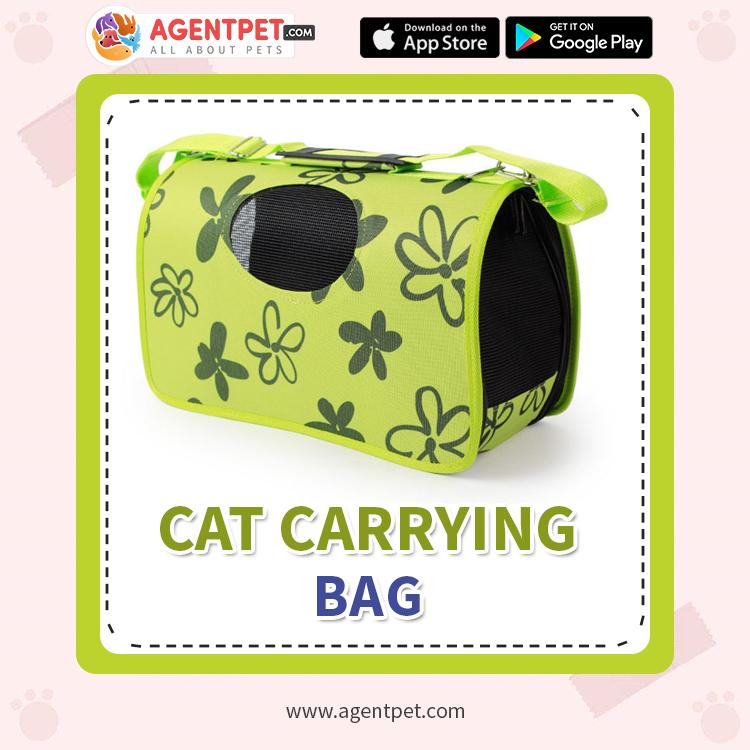Cat Carrying Bag - Pet Accessories - Pet Store - Pet supplies