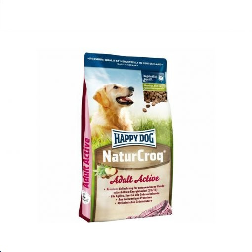 Happy Dog Food NaturCroq ACTIVE – 15 Kg