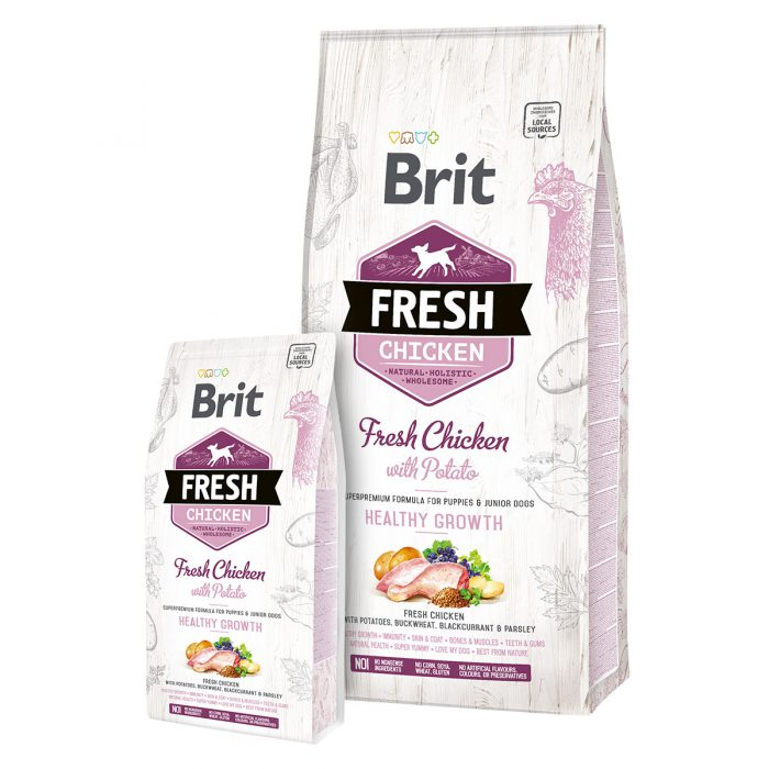 Brit Fresh All Breed Puppy - Pet Food - Pet Store - Pet supplies