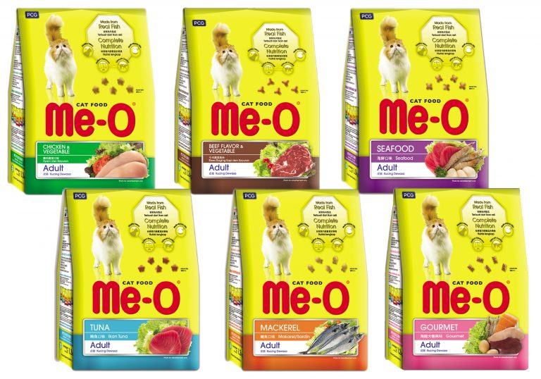 Me-O Cat Food Gourmet