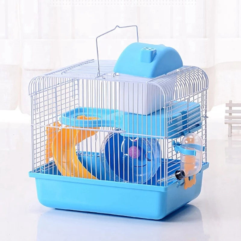 Double Story Hamster Cage