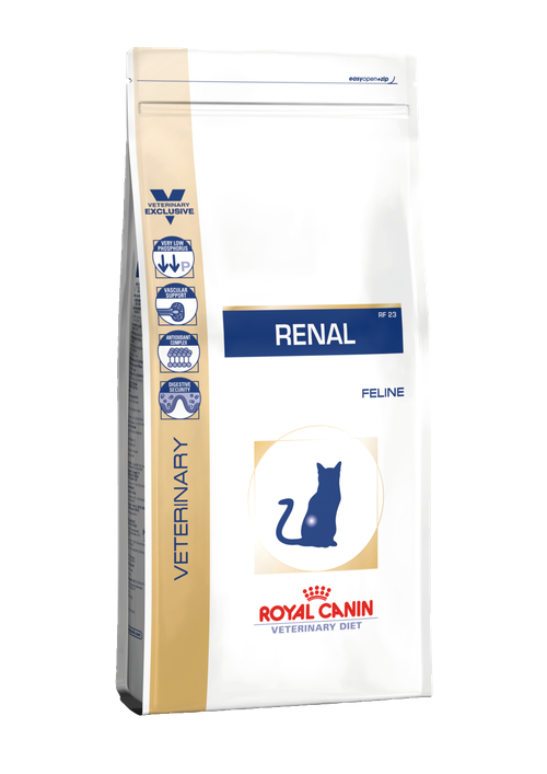 Royal Canin Renal Feline Cat 2Kg - Pet Food - Pet Store - Pet supplies