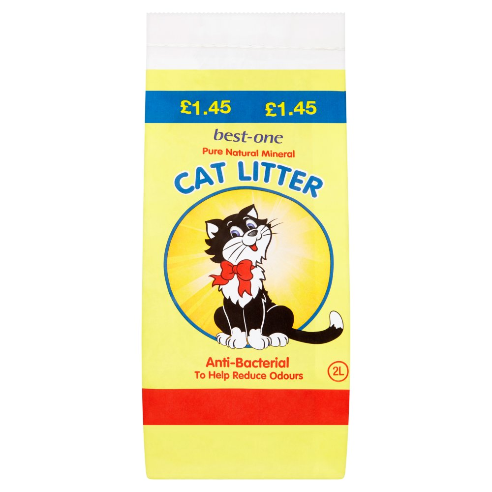 Best - One Cat Litter Anti Bacterial