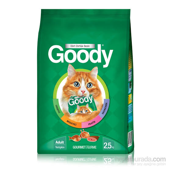 Goody Cat Food in Gourmet