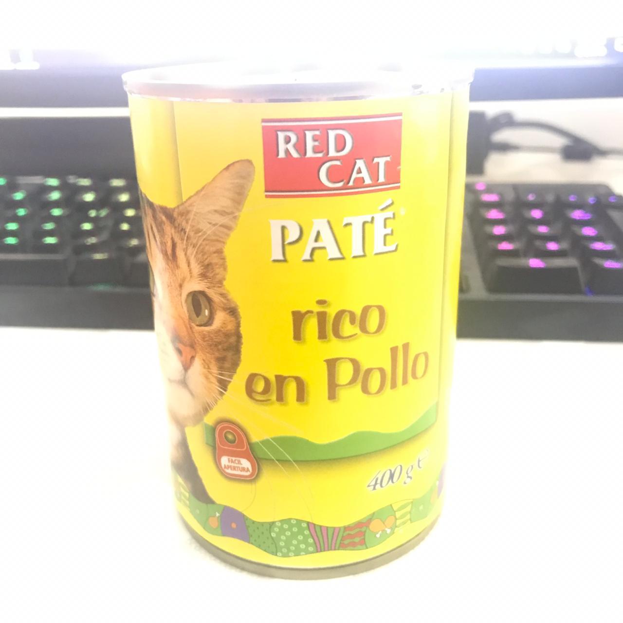 Red Cat Chicken Can 400G - Pet Food - Pet Store - Pet supplies
