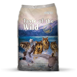 Taste of The Wild Adult Dog Food 12.5 kg