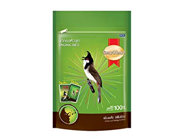 Smart Heart Singing Bird Parrot Food - 100 g
