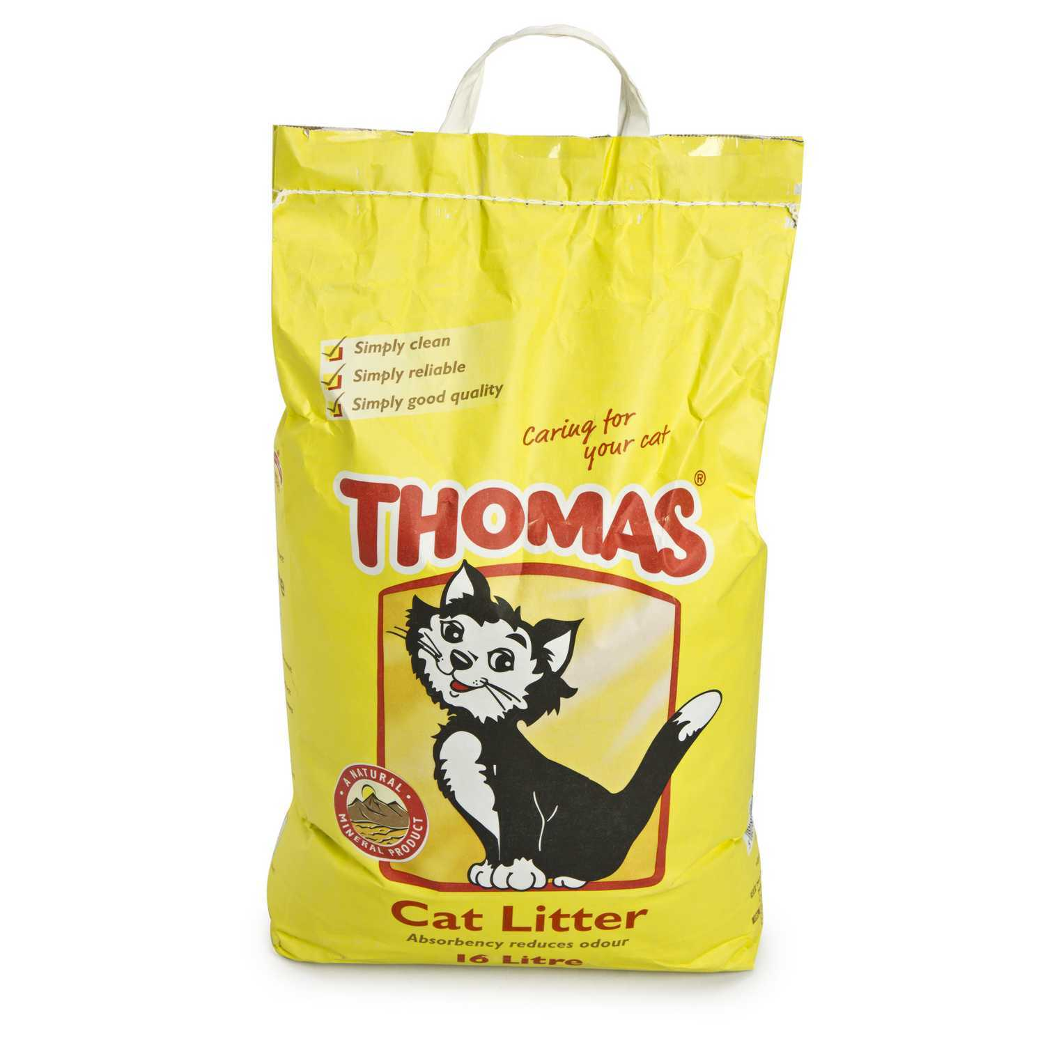 Thomas Cat Litter - Pet Accessories - Pet Store - Pet supplies