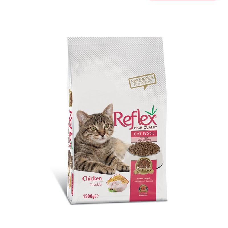 Reflex Adult Cat Food Chicken - Pet Food - Pet Store - Pet supplies