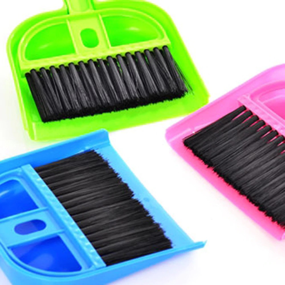 Small Broom Dustpan Pet Cleaning Brush - Pet Accessories - Pet Store - Pet supplies