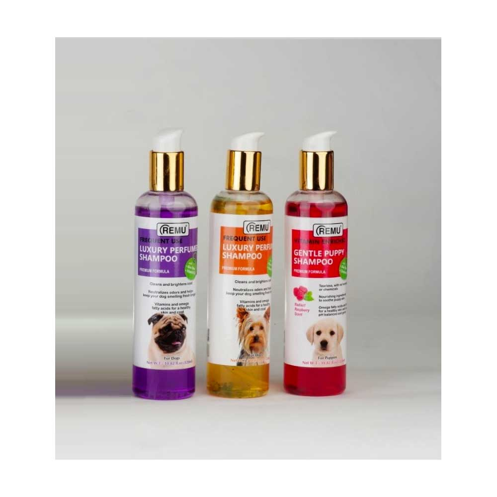 Remu Luxury Perfumed Puppy Shampoo