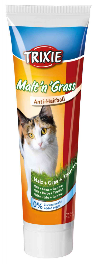 HAIRBALL PASTE CAT TRIXIE BRAND