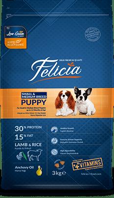 Felicia Puppy Dog Food - Pet Food - Pet Store - Pet supplies