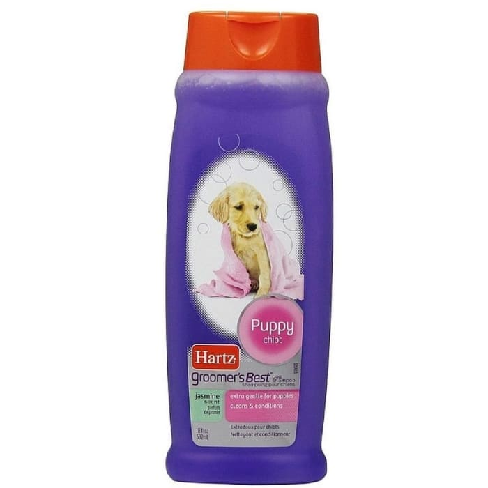 Hartz Dog Shampoo Puppy Delicate Jasmine Scent