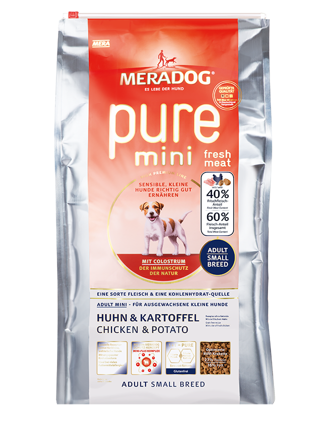 Mera Dog Food Adult Poultry