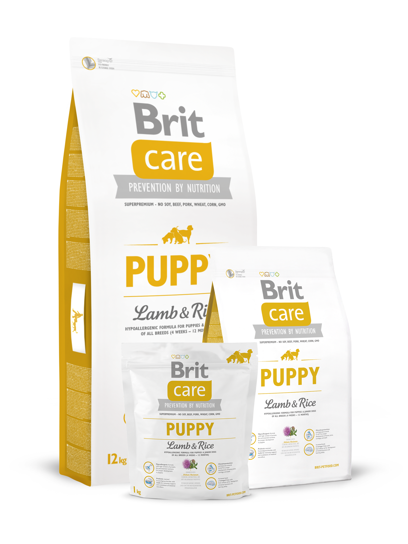 Brit Care Puppy All Breed - Pet Food - Pet Store - Pet supplies