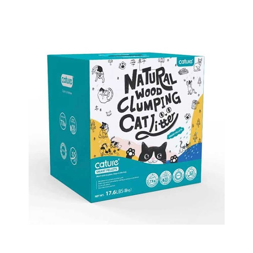 CAT LITTER SMART PALLET - 20 KG