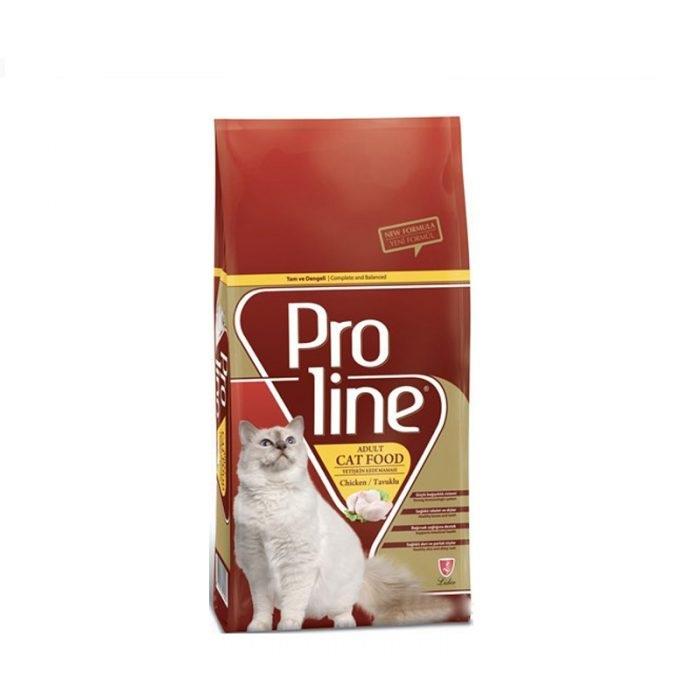 Proline Adult Cat Food – 500g - Pet Food - Pet Store - Pet supplies