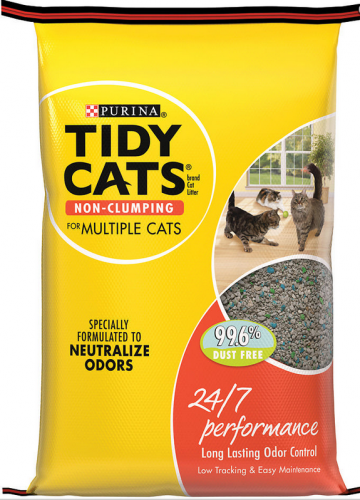 Purina Tidy Cats Litters 10 litre 24/7