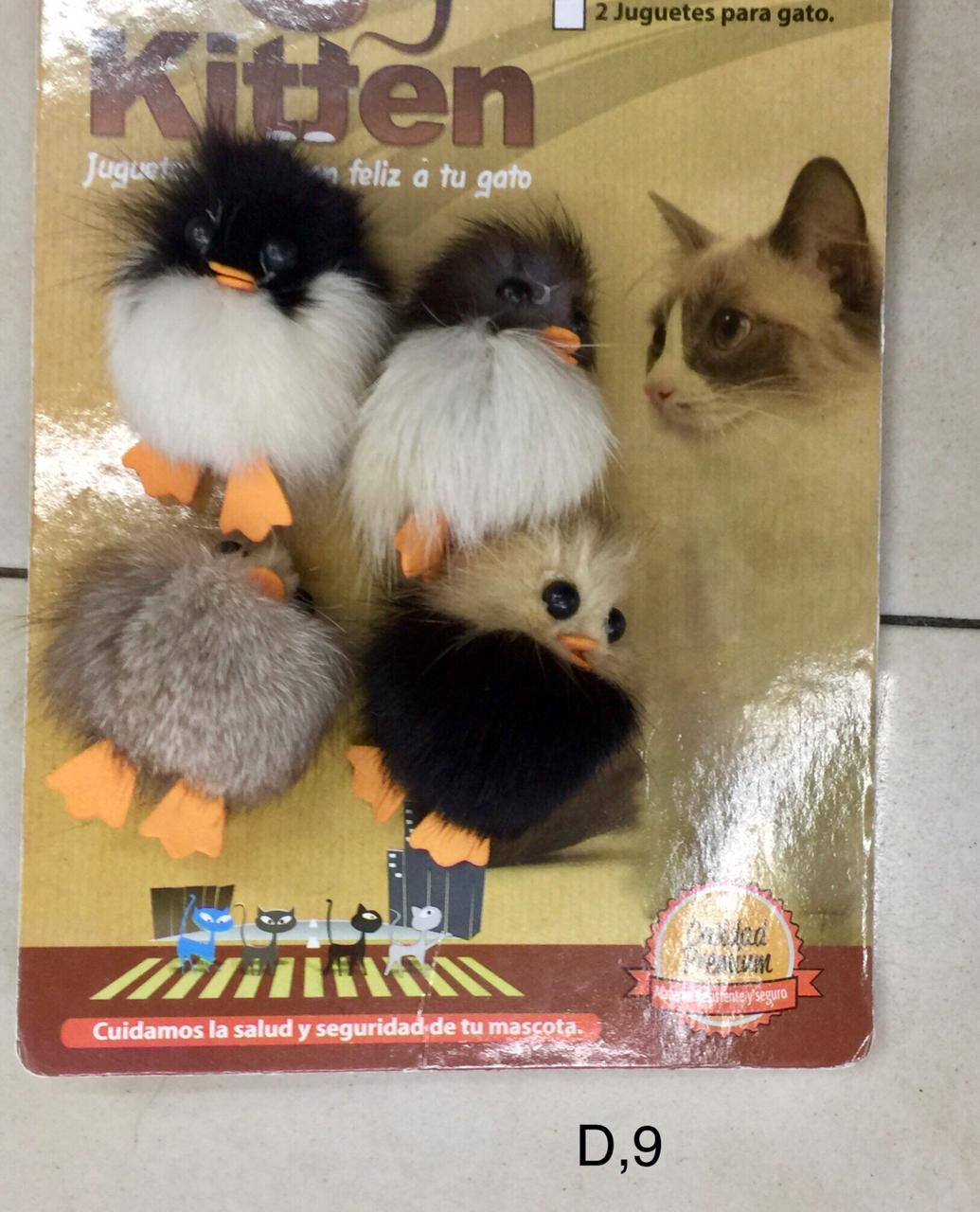 Toy Tetra Mouse For Cats And Kittens - Pet Accessories - Pet Store - Pet supplies