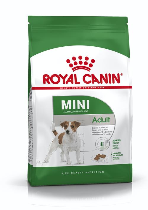 Royal Canin Mini Adult 4Kg - Pet Food - Pet Store - Pet supplies