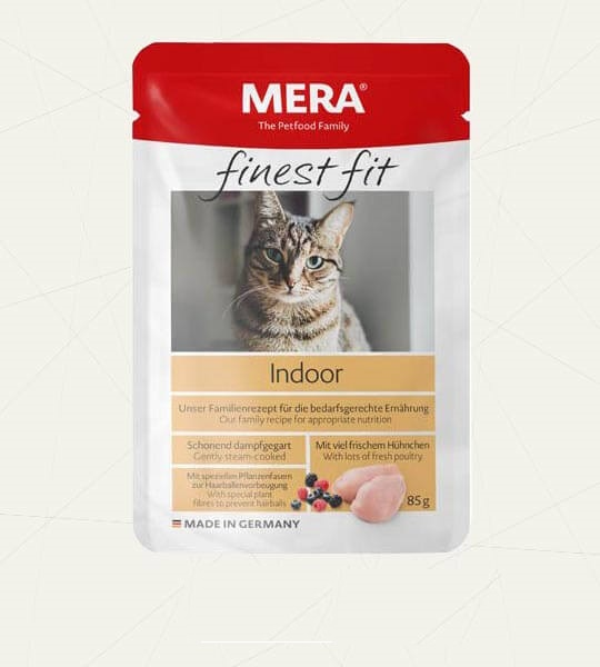 Mera Finest Fit Creamy bite ( Cat Snack ) 80g Indoor