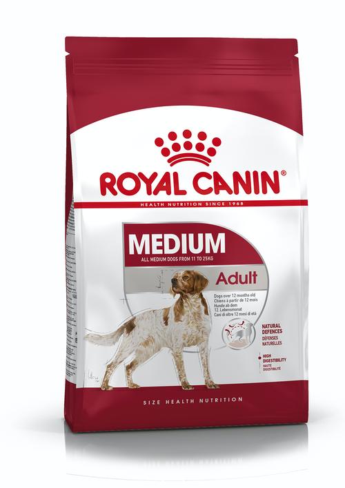 Royal Canin Medium Adult 4Kg - Pet Food - Pet Store - Pet supplies