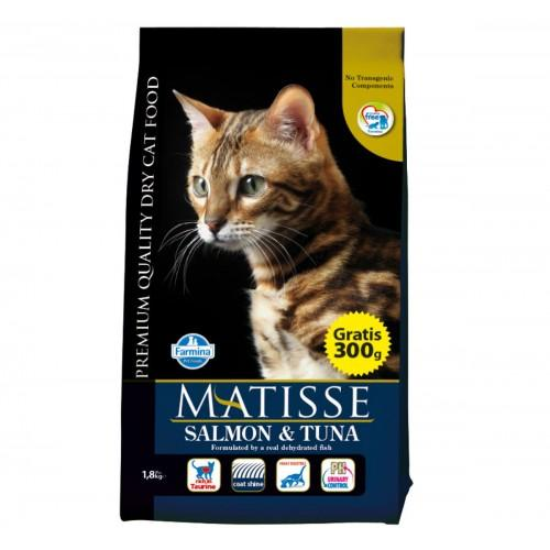 Matisse Salmon Tuna - Pet Food - Pet Store - Pet supplies