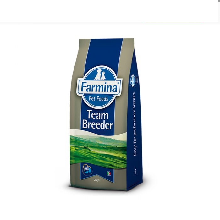 Farmina Team Breeder POWER- 20 Kg - Pet Food - Pet Store - Pet supplies