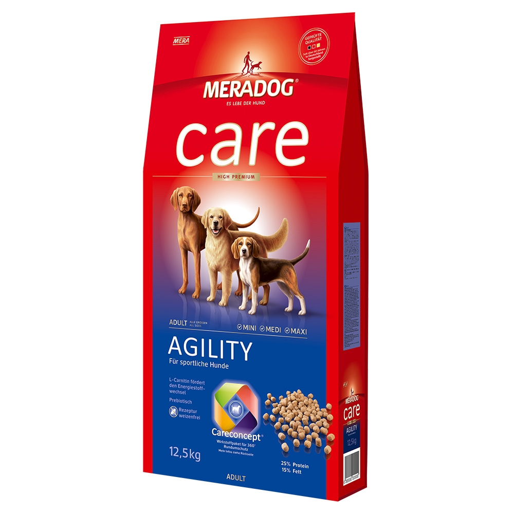 Mera Dog Food Agility