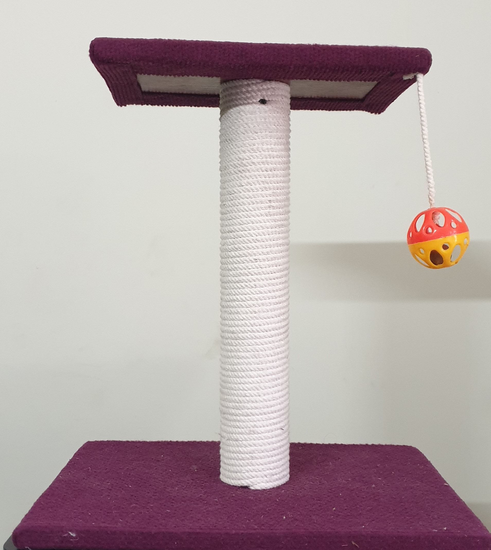 Square Scratching Post for Cat - Pet Accessories - Pet Store - Pet supplies