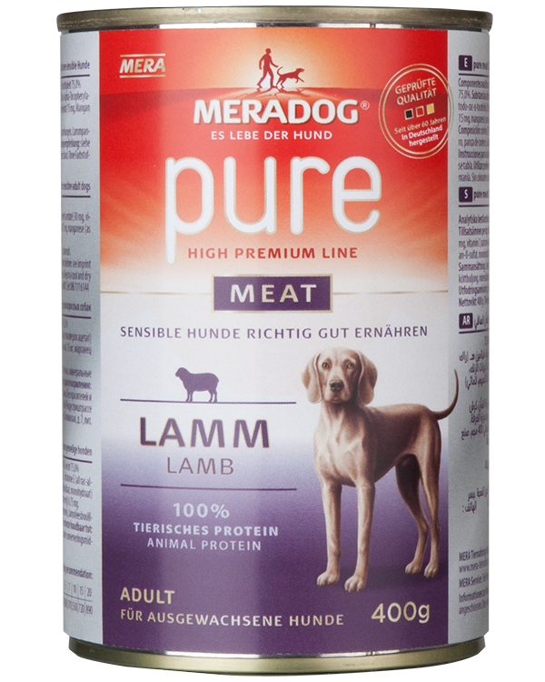 Mera Dog Pure Meat - 400 g