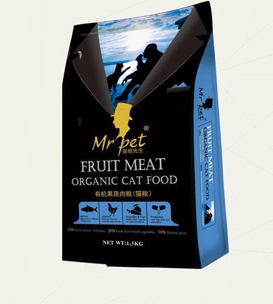 Mr. Pet Cat Food