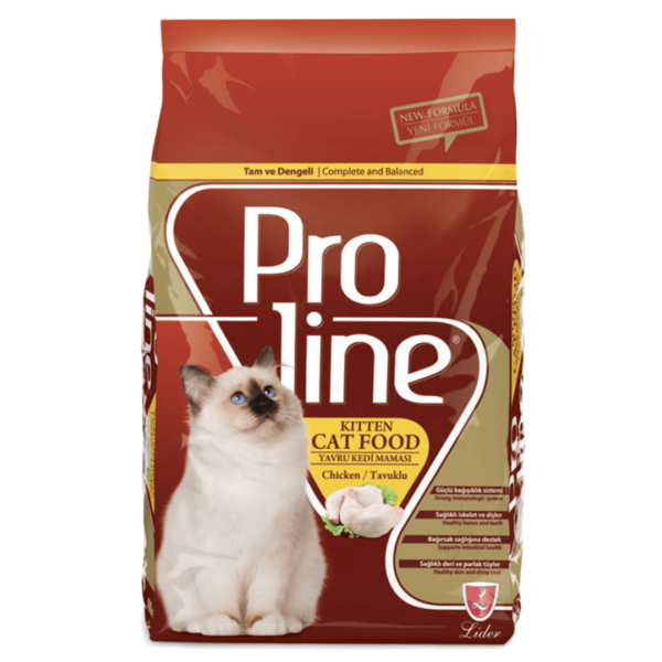 Proline Kitten Food