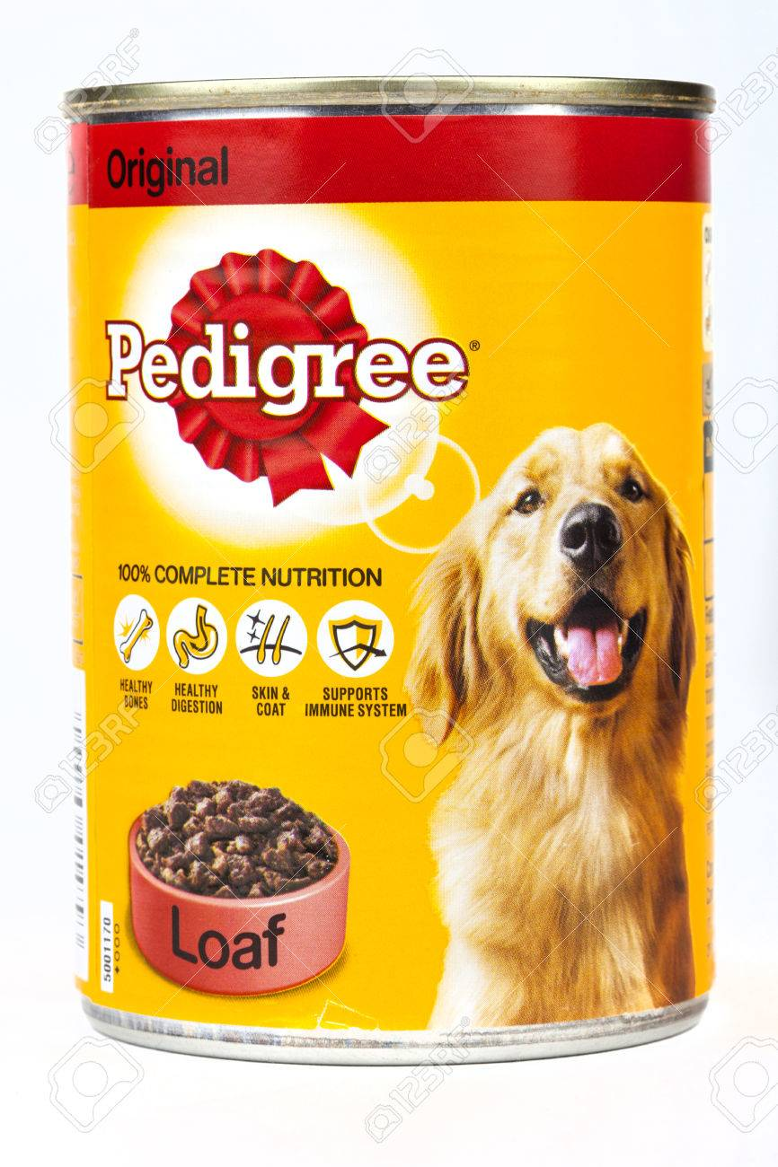 Pedigree Dog Food Original Loaf Tin 400g