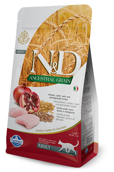 N&D Low Grain Free Feline For Cats 5 kg - Pet Food - Pet Store - Pet supplies