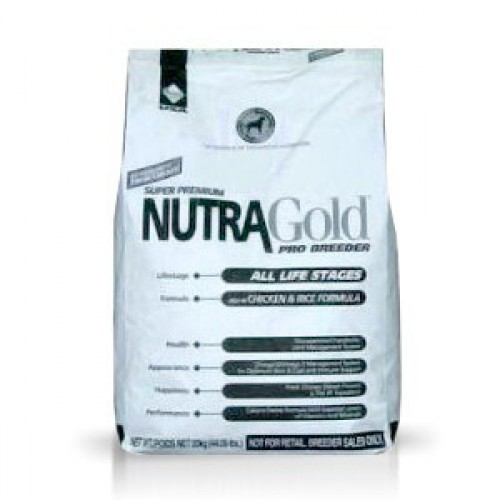 Nutragold Dog Food Pro Breeder - 20 kg - Pet Food - Pet Store - Pet supplies