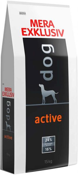 Mera Dog Food Adult Active - 15 kg - Pet Food - Pet Store - Pet supplies