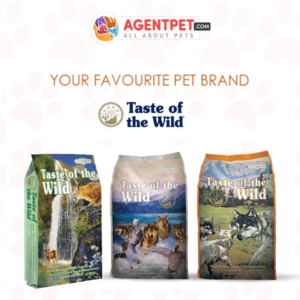 Taste of The Wild Puppy Dog Food - Pet Food - Pet Store - Pet supplies