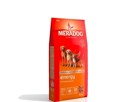 Mera Dog Energy Food