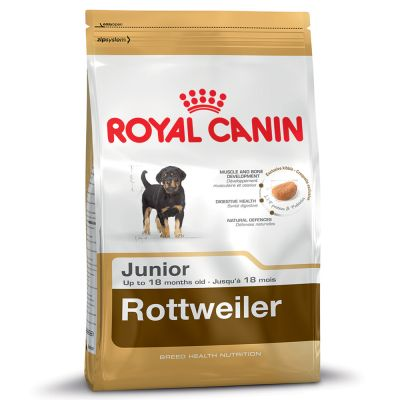 Royal Canin Rottweiler Puppy/Junior - Pet Food - Pet Store - Pet supplies