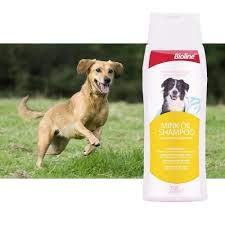 Bioline Mink Oil Shampoo - 250 ml - Pet Accessories - Pet Store - Pet supplies