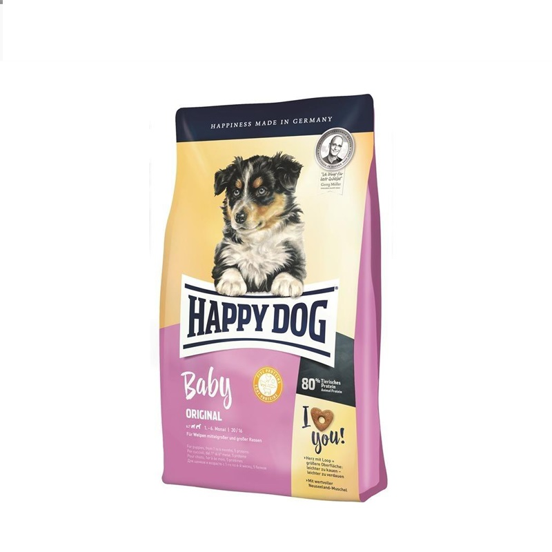 Happy Dog Food Baby Original – 10 Kg - Pet Food - Pet Store - Pet supplies