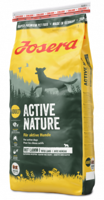 Josera Active Nature 15 kg - Pet Food - Pet Store - Pet supplies
