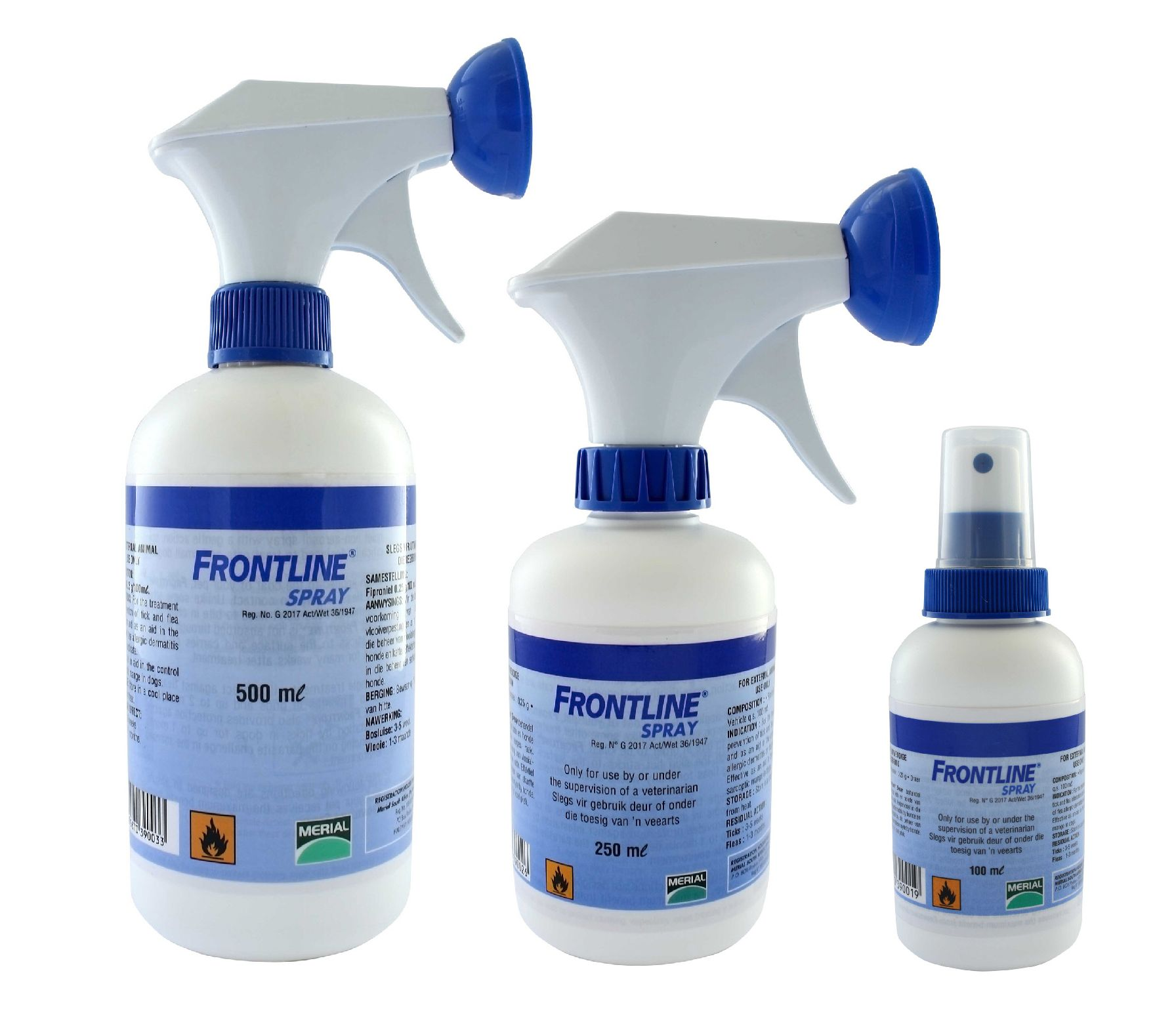 Frontline Spray - Made in France