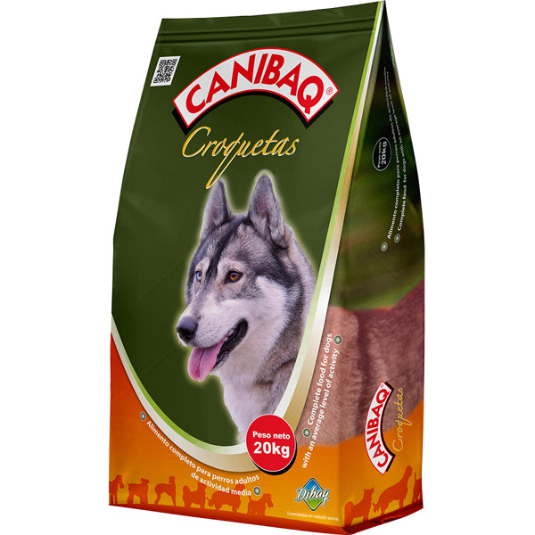 Canibaq Adult Dog Food - Pet Food - Pet Store - Pet supplies