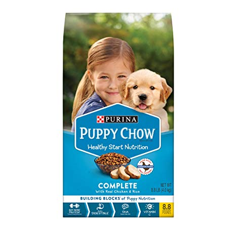 Purina Puppy Chow Complete With Real Chicken Dry Puppy Food 2kg - Pet Food - Pet Store - Pet supplies