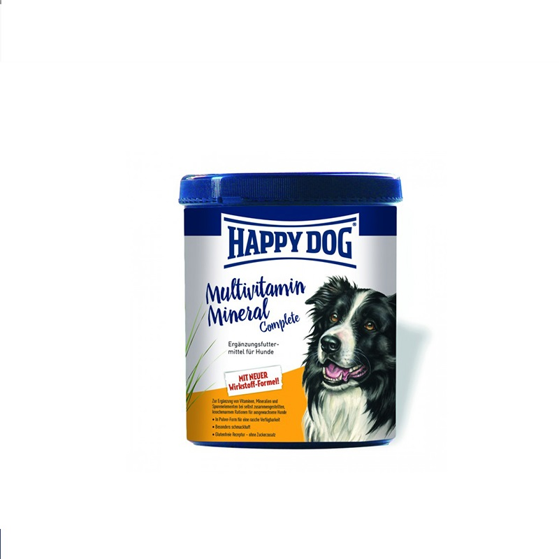 Happy Dog Food Multivitamin Mineral