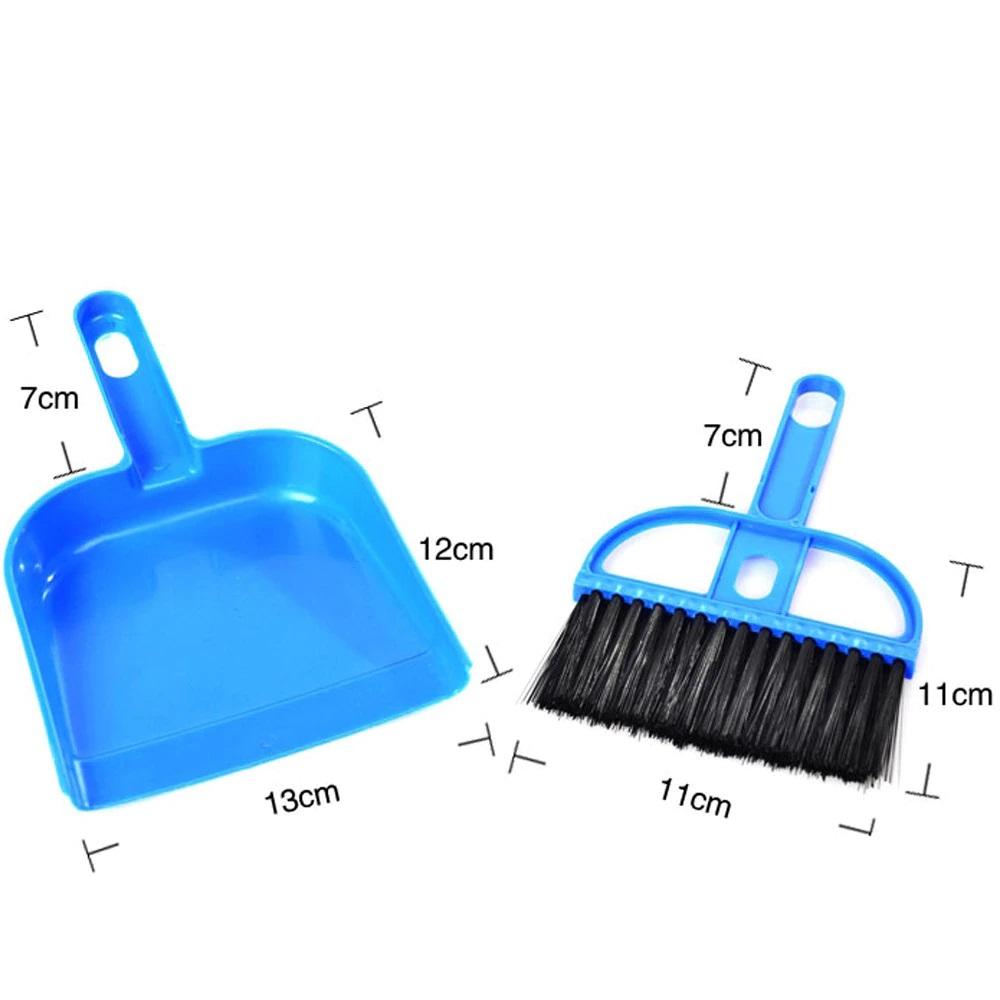 Small Broom Dustpan Pet Cleaning Brush - Pet Accessories - Pet Store - Pet supplies
