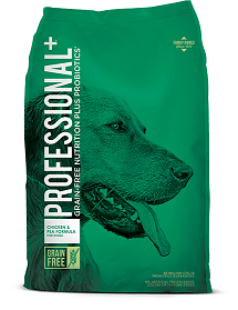 Professional Plus Dog Food Chicken & Pea 12.7kg